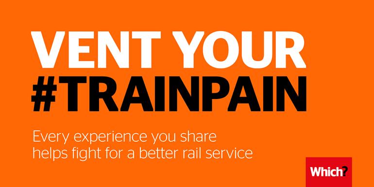Train pain - Demand the rail industry puts passengers first