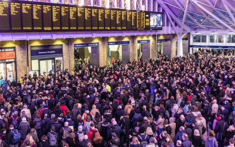 Revealed: Britain's most disrupted stations